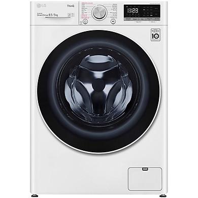 Máy Giặt Sấy LG Inverter 8.5 Kg FV1408G4W – Chỉ Giao HCM