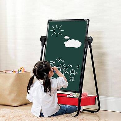 Bảng vẽ giáo dục 2 mặt đa năng cho bé từ 2 đến 6 tuổi (Giao ngẫu nhiên)