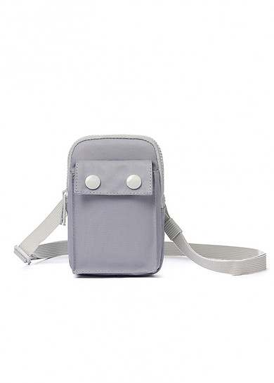 Túi đeo chéo nữ Mr.ace Homme M18001P03 / Xám đen
