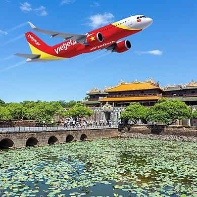 Tour 4N3Đ HCM - Đà Nẵng - Bà Nà - Hội An - Huế - Động Phong Nha, Gồm Vé Máy Bay, Khởi Hành Tháng 06, 07