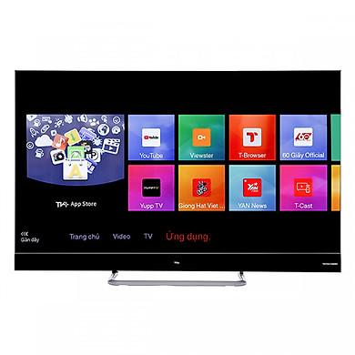 Smart Tivi QLED TCL 55 inch 4K UHD L55X4 - Hàng Chính Hãng