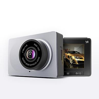 Camera hành trình YI Smart Dashcam 2K phiên bản quốc tế - Hàng chính hãng