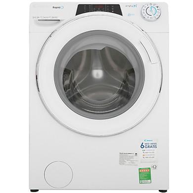 Máy Giặt Candy Inverter 9kg RO 1496DWHC71-S – Chỉ giao HCM