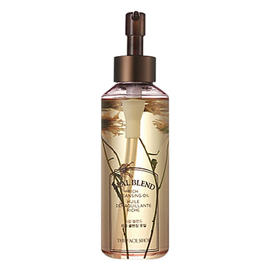 Dầu Tẩy Trang The Face Shop Real Blend Rich Cleansing Oil 30400545 (225ml)