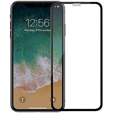 Tấm dán kính cường lực cho iPhone 11 Pro Max full màn hình - Hàng chính hãng Nillkin 3D CP+ MAX