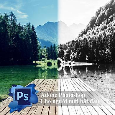 Khóa Học Photoshop Cho Người Mới Bắt Đầu