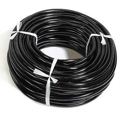 Dây PE 6 mm (4/7mm) - Dây Béc tưới cây - Ống nhựa PE đen