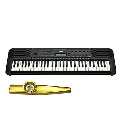 Đàn Organ Yamaha PSR E273 - Keyboard PSR-E273 chính hãng - Tặng Kèn Kazoo đồng thanh cao cấp TONY