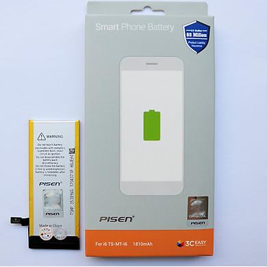 Pin điện thoại Pisen dành cho iPhone 6s - Hàng nhập khẩu