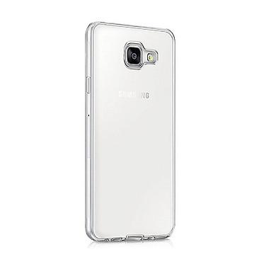 Ốp lưng silicon dẻo trong suốt Loại A cao cấp cho Samsung Galaxy A9 Pro