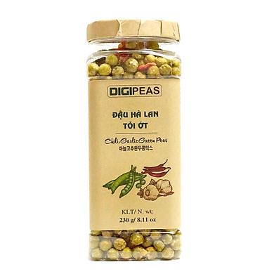 Đậu Hà Lan tỏi ớt Digipeas (230g)