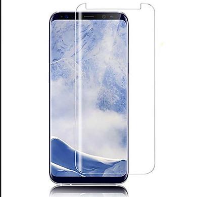 Cường lực Full keo UV cho Samsung S10 - Màu trong suốt - Hàng Chính Hãng
