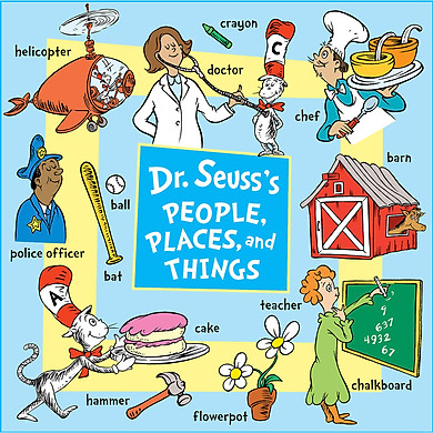 Dr. Seuss'S People, Places
