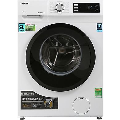 Máy giặt Toshiba Inverter 9.5 Kg TW-BK105S2V(WS) – Chỉ giao HCM