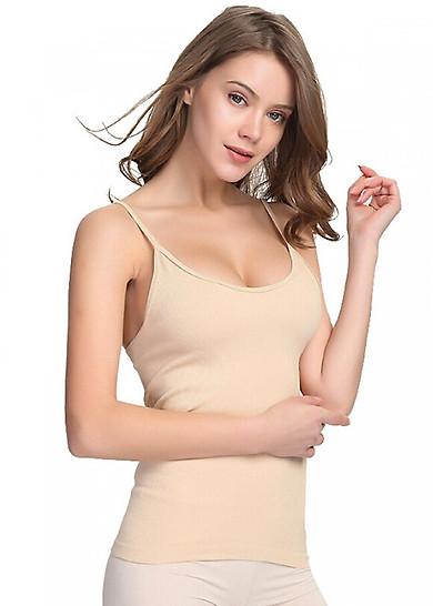 Áo hai dây cotton (Free Size)