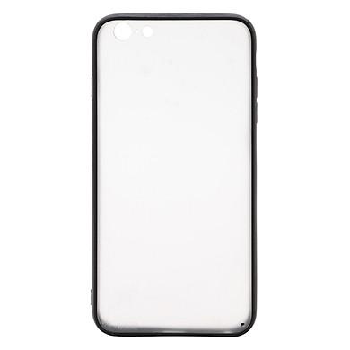 Ốp Lưng Nhám Mờ Dành Cho iPhone 6 Plus/6S Plus Viền Silicon Chống Sốc