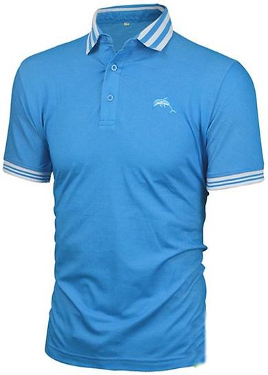 Áo thun nam áo thun polo nam NS18