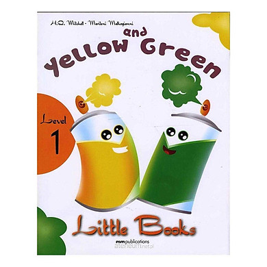 Yellow and Green (Student's Pack + CD)
