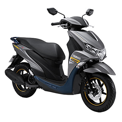 Xe máy Yamaha Freego S Phanh ABS Và Smartkey (Bản đặc biệt) - Xám Nhám