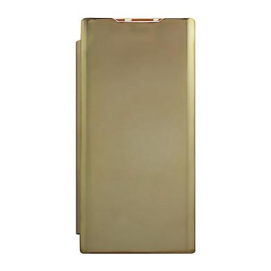 Bao da dành cho Samsung Galaxy Note 10 Plus tráng gương