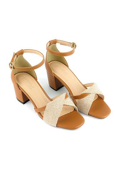 Sandal đế vuông êm chân Sunday DV62