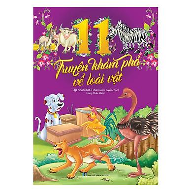 11 Truyện Khám Phá Về Loài Vật