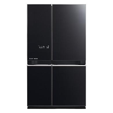 Tủ Lạnh Inverter Mitsubishi Electric MR-L72EN-GBK (580L) - Hàng Chính Hãng + Tặng Bình Đun Siêu Tốc
