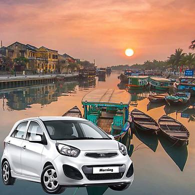 Thuê xe ô tô 4 chỗ chặng Đà Nẵng - Hội An