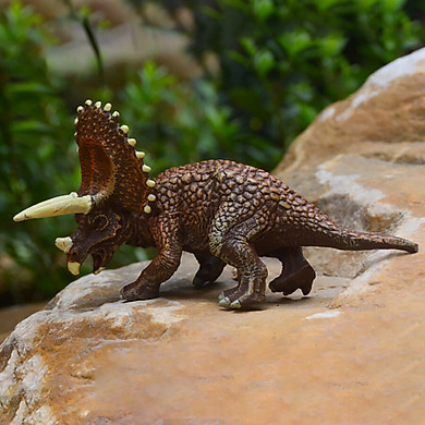 Gobestart Hot Fad Dinosaur Play Toy Animal Action Figures Novelty Fashion Collection Toy