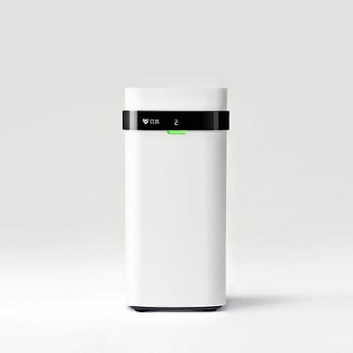 Máy Lọc Không Khí Xiaomi Airdog X3(M) Kj300F Loại Bỏ Formaldehyde PM2.5 Không Lọc Ionic Có Đèn LED Và Màn Hình Hiển Thị - Trắng