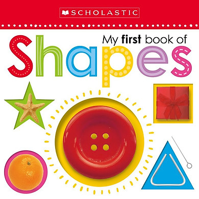 Scholastic Early Learners: My First Book Of Shapes
