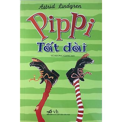 Pippi tất dài ( Tái Bản) - ( Tặng Kèm Sổ Tay )
