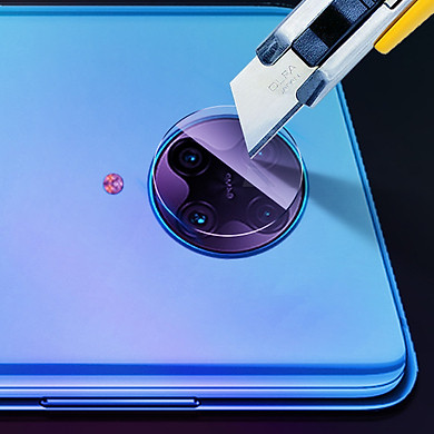 Kính cường lực Camera cho Xiaomi Pocophone F2 Pro - Redmi K30 Pro