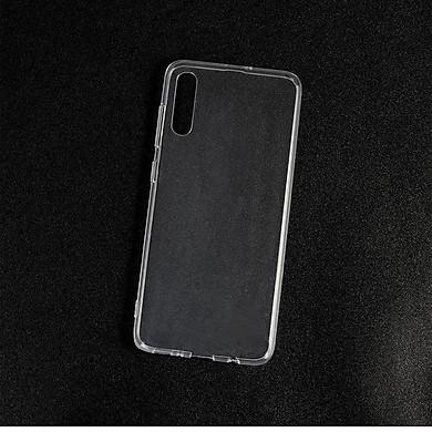 Ốp lưng silicon dẻo trong suốt dành cho SamSung Galaxy A70 siêu mỏng 0.6mm