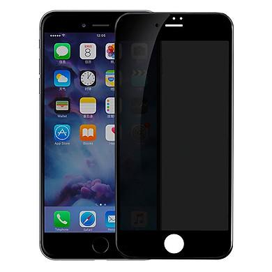 Kính Cường Lực 3D Chống Trầy - Chống Nhìn Trộm Baseus Anti Spy - Break Edge Cho iPhone 7/ 8/ 7 Plus/ 8 Plus Baseus LV321 - Hàng Nhập Khẩu