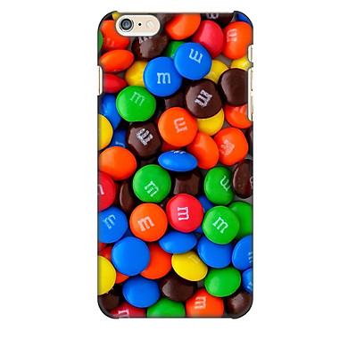 Ốp lưng nhựa cứng nhám dành cho iPhone 6S Plus in hình Kẹo Ngọt