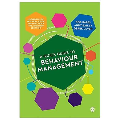 A Quick Guide To Behaviour Management