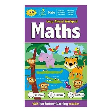 Leap Ahead: 3-5 Years Maths