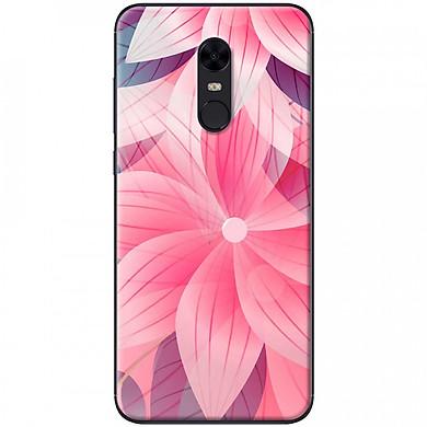 Ốp lưng dành cho Xiaomi Redmi 5 mẫu Hoa cánh hồng