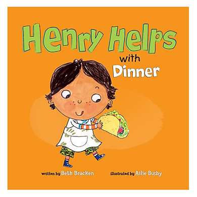 Henry Helps : With Dinner