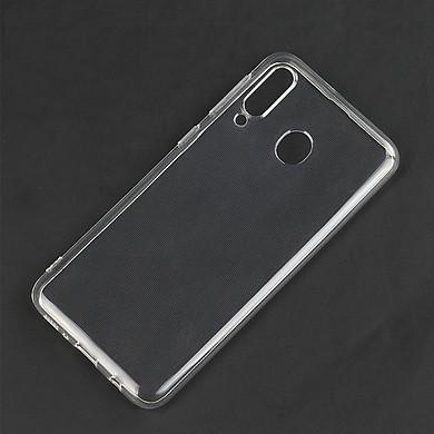 Ốp lưng silicon dẻo trong suốt dành cho SamSung Galaxy M30 siêu mỏng 0.5 mm