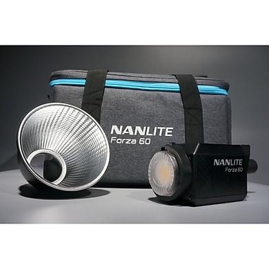 Nanlite Forza 60 LED Monolight - Hàng chính hãng