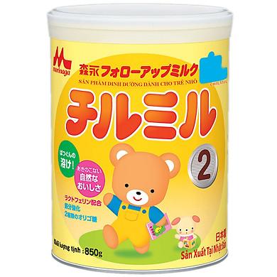 Sữa Morinaga Số 2 - Chilmil (850g)