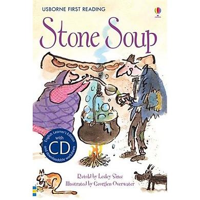 Usborne Stone Soup + CD