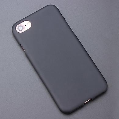 Ốp Lưng Dẻo Đen Dành Cho Iphone 7