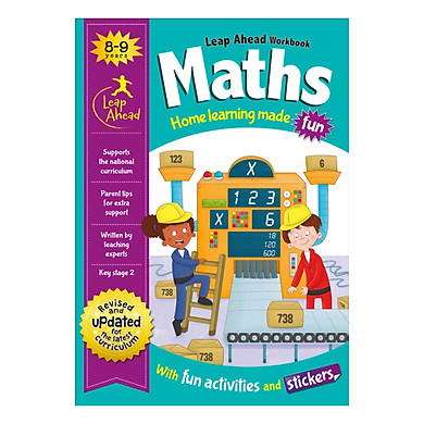 Leap Ahead: 8-9 Years Maths