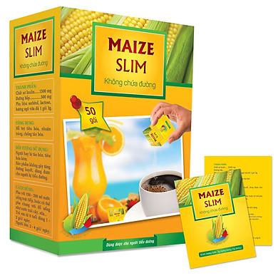 Thực phẩm chức năng Đường bắp Maize Slim MEDIPHAR USA (50 Gói)