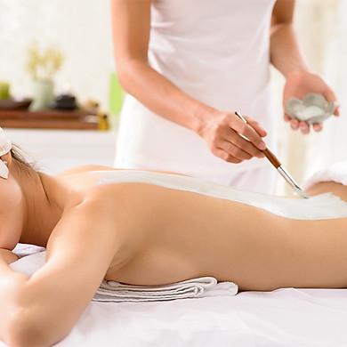 Combo 1: Thanh Tẩy Body + Giải Độc Tố Kết Hợp Massage Body + Chăm Sóc Da Với Chiết Xuất Ngọc Trai 150 Phút Tại Paradise Beauty & Spa