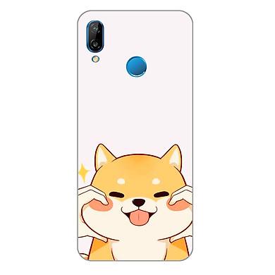 Ốp lưng dẻo cho Huawei Nova 3i_Lovely
