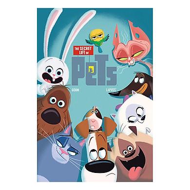 The Secret Life of Pets (Paperback)